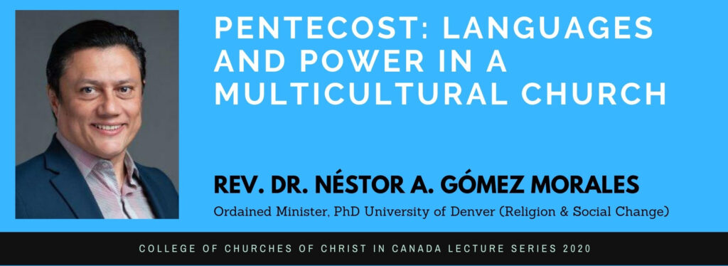College Lecture 1 | Pentecost: Languages and Power in a Multicultural Church