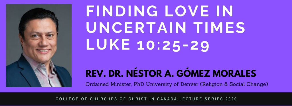 College Lecture 2 | Finding Love in Uncertain Times - uke 10:25-59