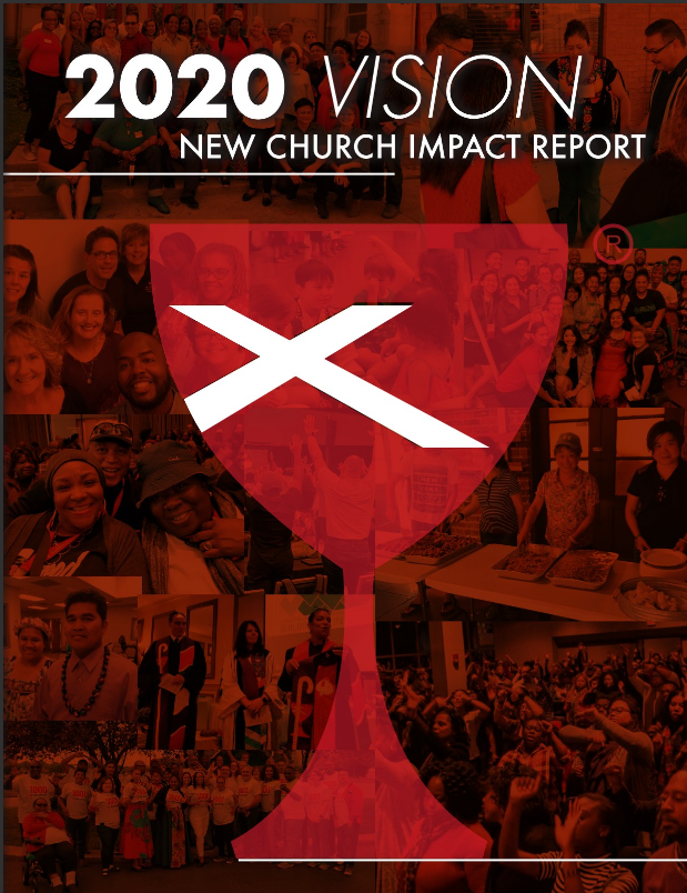 2020 Vision New Church Impact Report
